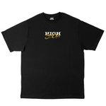 Camiseta High Tee Runner Black