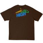 Camiseta High Tee Suspect Brown