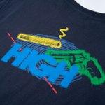 Camiseta High Tee Suspect Navy