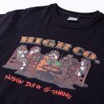 Camiseta High Work Tee Dogz Black