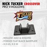 TRUCK VENTURE TUCKER V-HOLLOW 139mm