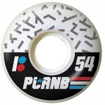 RODA PLAN B WHEELS SHADOW 54MM
