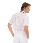 Camisa Manga Curta Branca