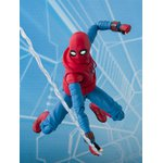 SPIDER-MAN HOMECOMING: SPIDER-MAN HOME MADE SUIT AND IRON MAN MARK 47 S.H. FIGUARTS
