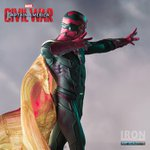 Vision – Civil War – 1/10 Art Scale – Iron Studios (Visão – Guerra Civil)
