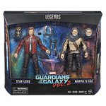 MARVEL LEGENDS – GUARDIANS OF THE GALAXY VOL 2 – STARLORD AND EGO – 2-PACK