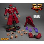 Street Fighter V – M.Bison 1:12 Scale Action Figure – Storm Collectibles