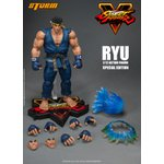 STREET FIGHTER V: RYU (SPECIAL BLUE EDITION) – STORM COLLECTIBLES