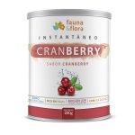 Chá Instantâneo de Cranberry para Infecções de Urina 200g