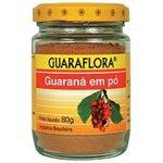 Guaraflora Guaraná em Pó 80g