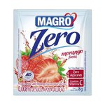 Refresco morango zero display 15un X 8g
