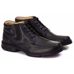 Bota Anatomic Gel 7898 Preto