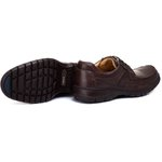 Sapato Anatomic Gel 7909 Floater Brown