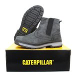 Bota Caterpillar Farmer - Cinza