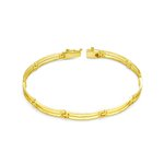 Bracelete de Ouro Fortaleza