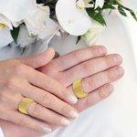 Alianças de Casamento Estrela