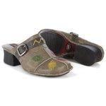 Sapato Em Couro New Kelly Avelã J.Gean