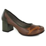 Sapato em Couro Camurça J.Gean AK0059