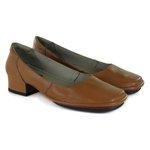 Sapato New Mariah Tamara Em Couro J.Gean