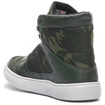 Tênis Sneaker Masculino Rock Fit Red Hot Camuflado Verde