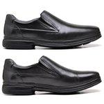 Sapato Casual Sapatoterapia Preto New Tradicional