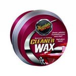 Cera Meguiars Cleaner Wax 311g + Brinde - 5