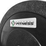 Kit Anilhas Olímpicas Natural Fitness 40kg