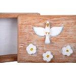 Caixa Decorativa Divino com Flores