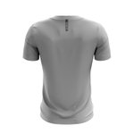 Camisa Casual Masculina Cinza Central Copia