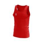 Camiseta Casual Masculina Vermelha