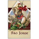 Bloquinho de Anotação - São Jorge