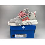 TÊNIS ADIDAS EQT BASKETBALL ADV RED GRAY