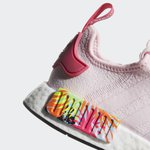 TÊNIS ADIDAS NMD CLEAR PINK ' TROPICAL
