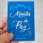 Livro de bolso Minutos de Paz