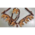 Conjunto Cabecada e Peiteira - Master Saddles 33