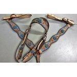 Conjunto Cabecada e Peiteira - Master Saddles 22