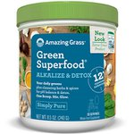 Alkalize e Detox Green SuperFood Amazing Grass - 240g
