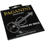 Encordoamento Para Viola De Arco Paganini