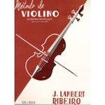 Método De Violino J. Lambert Ribeiro