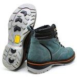 Bota Caterpillar Lock Confort Cinza