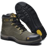 Bota Caterpillar Robust Musgo