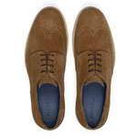 Sapato Masculino Brogue Derby Willy
