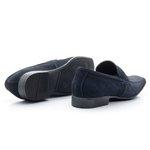 Sapato Social Esporte Fino cor Marinho Ref. 1486-462