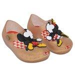 Sapatilha Mickey e Minnie Infantil Do 17 ao 24 Dourado