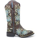 Bota Texana Feminina High Country 7911 Crazy Horse Café