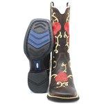 Bota Texana Feminina High Country 7599 Crazy Horse Café