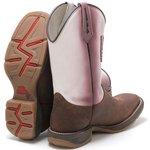Bota Texana Masculina High Country 7433 Crazy Horse Café