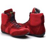 Bota Treino Di Confort Fitness Vermelha