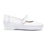 Sapato Sapatilha Top Franca Shoes Boneca Branco