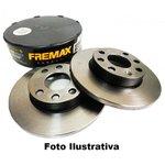 Par de disco de freio traseiro Civic 1.8 2006 a 2016, Civic 2.0 2007 a 2016, Civic 2.4 2014 a 2015. Disco solido diametro 260mm e 05 furos